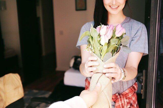 Kukat lahjaksi